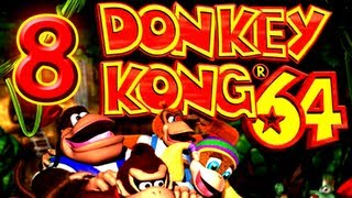 Donkey Kong 64 - Let's Play Donkey Kong 64 [German/101%] Part 8: Get out!