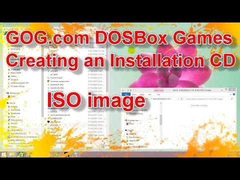 Playing DOSBox games on DOS Retro Gaming PC - philscomputerlab com