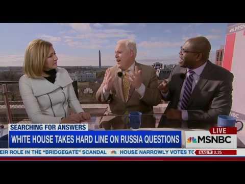 MSNBC: Dr Jason Johnson Confronts Guest...