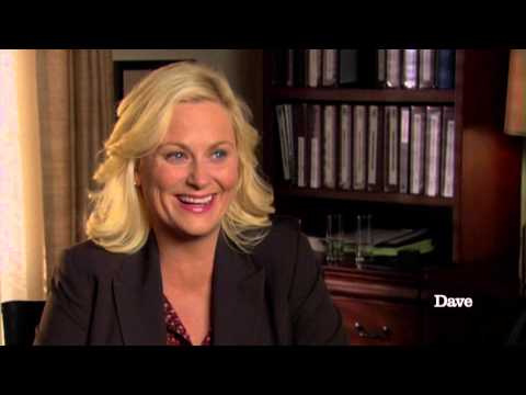 Amy Poehler interview | Parks And Recreation Season 4 on Dave