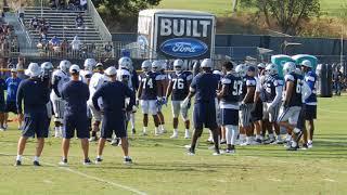 2018 Cowboys Camp 8/1/18