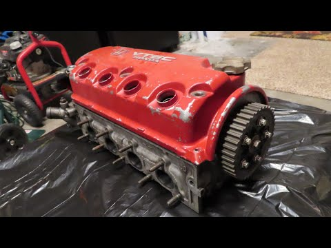 CHEAPEST Way To Make 500HP With A D16 Head