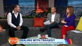 How To Deal With Tragedy with Dr. Dain Heer on The Sydney Morning Show