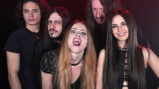 Bandas italianas Metal (Cantantes femeninas)