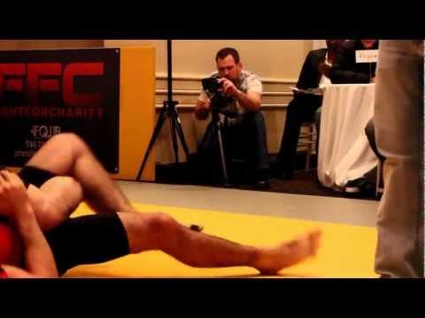 FFC2 // Mario Pereira (H2O MMA) VS Xavier Alaoui (Tristar)