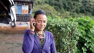 New Nepali short movie 2017 angiko chhori..by bhim Tamang ..