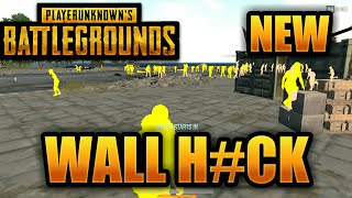 🔥PUBG MOBILE NEW  WALLHACK/MOD .APK/WITH DOWNLOAD/WORKING PUBG HACK 2018 For Android & IOS