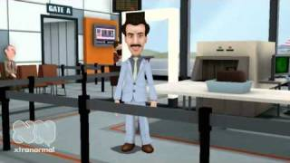 Borat Goes to Meet Afrim Thumbnail