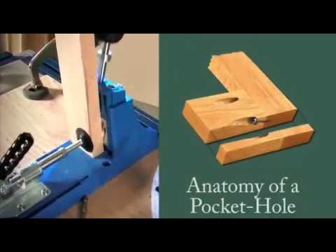 First Pocket Hole Cinema | DIY - Woodworking Projects