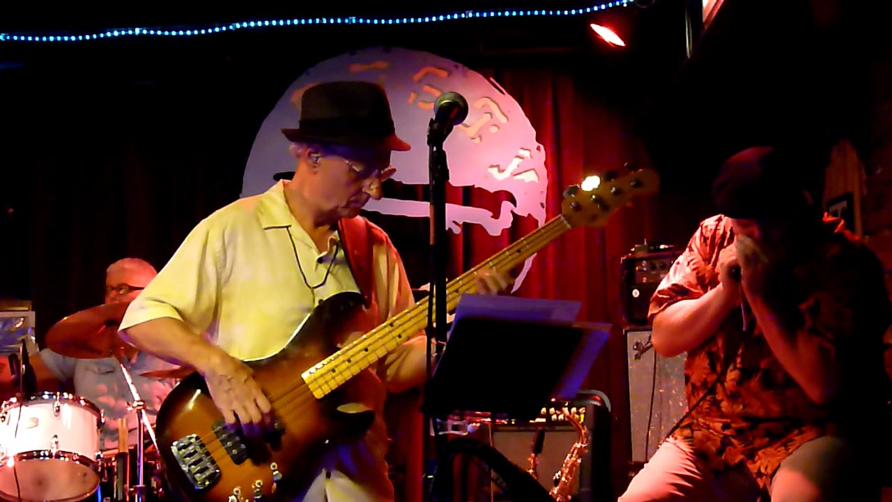 Coastal Blue Band-Red House (cover)-The Rusty Nail-Wilmington, NC-9 ...