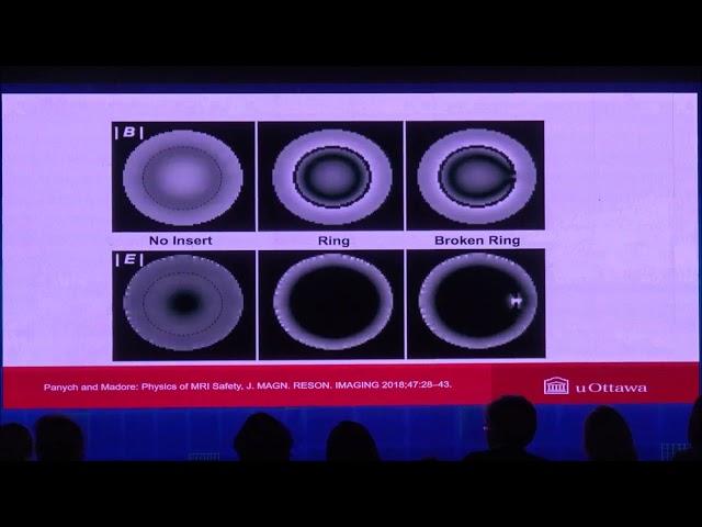 Normas de seguridad para el uso de resonancia magnética, como evitar accidentes. Jorge Dávila