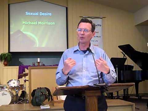 "May 17, 2015 Michael Morrison ""Sexual Desire"""