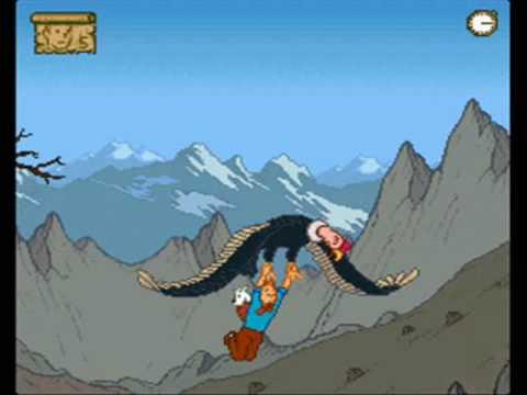 Tintin Prisoners Of The SunSNES Pt4