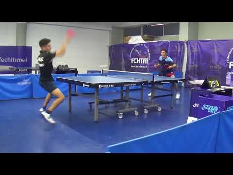 Selectivo Pan Juv 2018: Andrés Martinez vs Denys Fierro - Def 3° Lugar - Día 1
