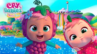 🍉 Discovering TUTTI FRUTTI BAY Part 2 🍇 CRY BABIES 💧 MAGIC TEARS 💕 VIDEOS & CARTOONS In ENGLISH