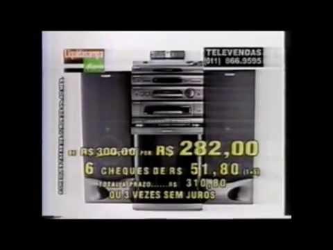 Intervalo Rede Manchete - Tocaia Grande - 13/09/1996 (1/3)