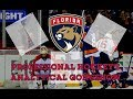 The Florida Panthers: Professional Hockeys Analytical Gongshow