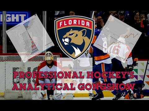 The Florida Panthers: Professional Hockey's Analytical Gongshow