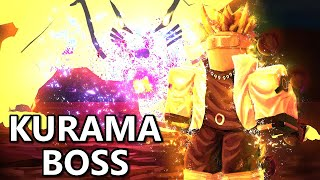Today i will be defeating kurama in anime fighting simulator roblox! this new update has plenty of awesome boss drops as well! p...