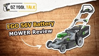 EGO 56V Battery MOWER Review