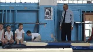 Чернигов, дворец пионеров, спортивная гимнастика, 01.06.2014