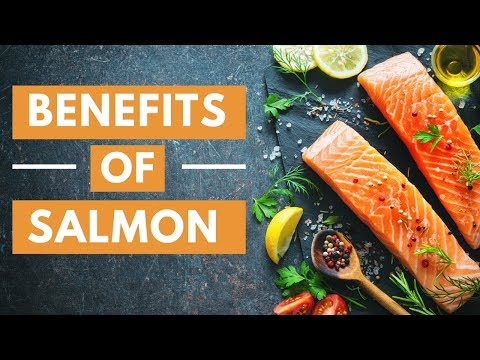 5 Health Benefits Of Eating Salmon