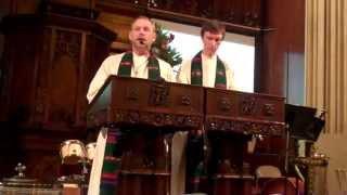Easter Sermon at Immanuel - April 5, 2015