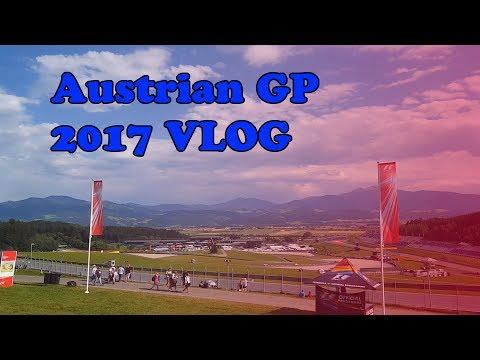 AUSTRIAN GP 2017 VLOG!
