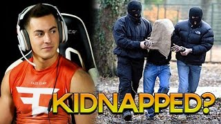 youtuber fakes kidnapping big gamer quitting faze censor copyright