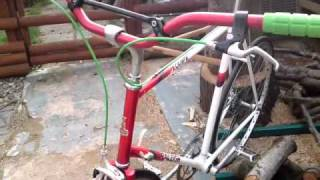 Raleigh equipe retro eighties 80's  racer racing bike hybrid future fixie project ?