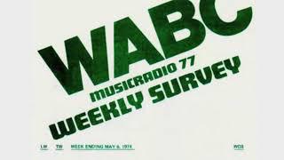 WABC 77 New York - Musicradio 77 History 1974-1976