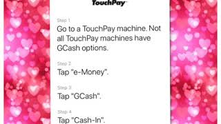 Touchpay Gcash