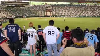 2015年5月6日 埼玉西武ライオンズvsオリックス・バファローズ 0:00 1回...
