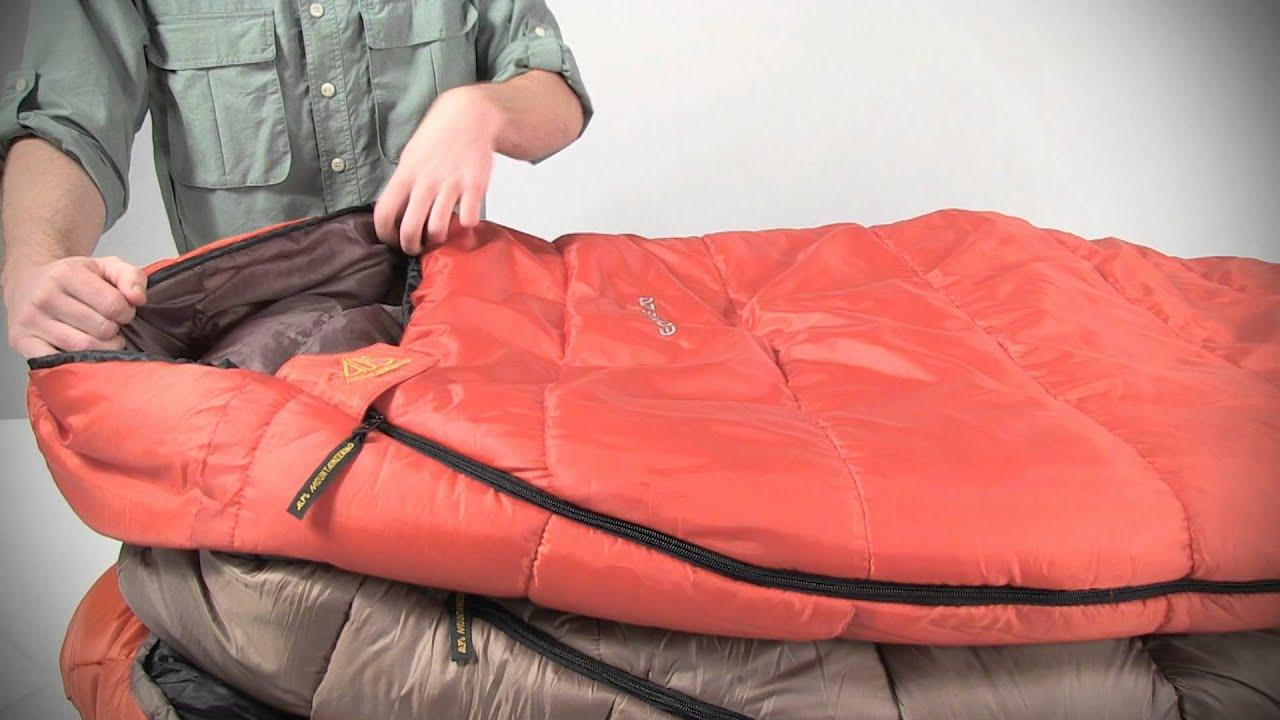 Alps Mountaineering Echo Lake Sleeping Bag
