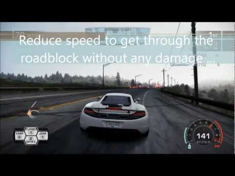Tutorial  -  BASIC HINTS  -  Playing Need For Speed