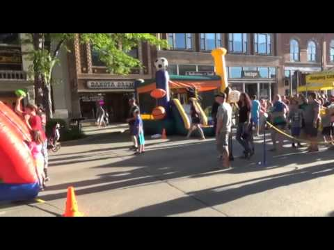 Rapid City, South Dakota-Summer Nights Street Fair