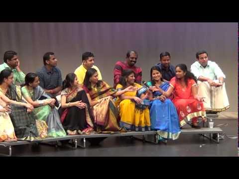 Neeya Naana Gobinath in St Louis Part-1