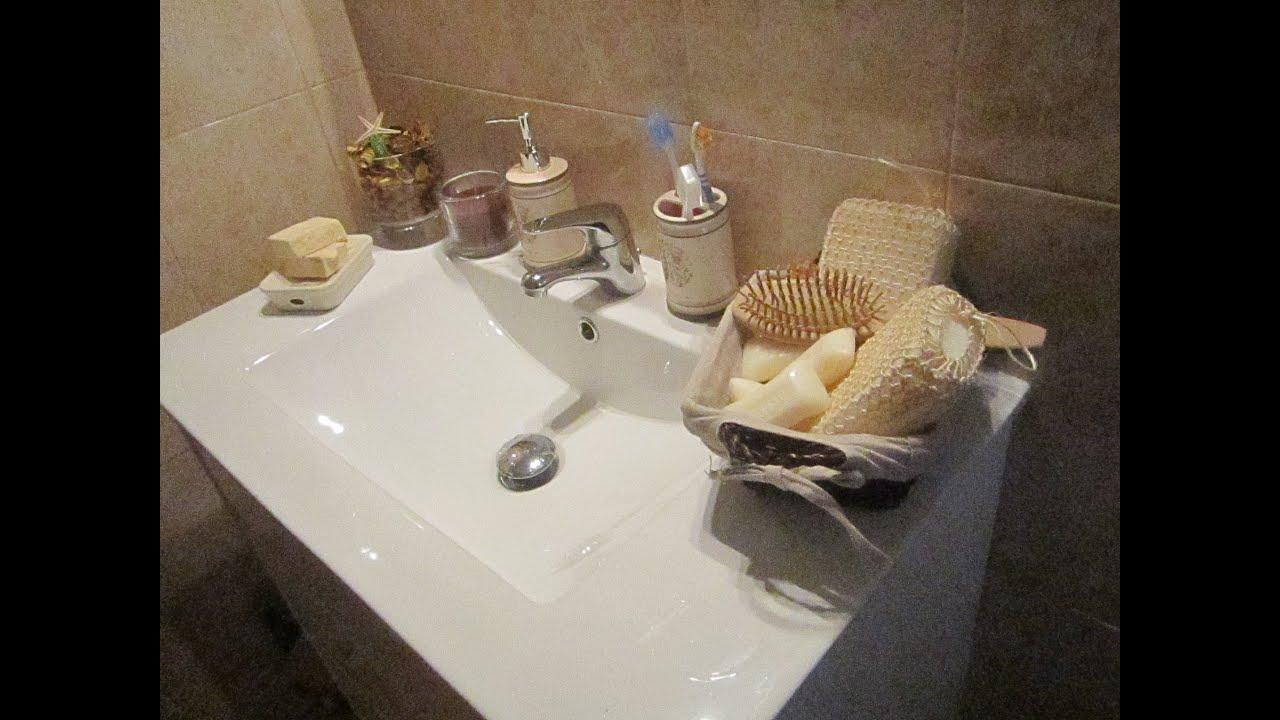 Como organizar el lavadero de un ba o youtube for Lavadero para bano