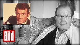 Trauer um 007 Roger Moore: Mit 89 Jahren ist James Bond verstorben