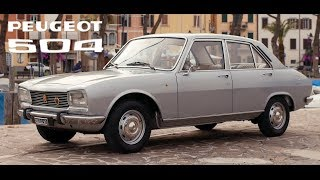 Peugeot 504 - 50th Anniversary (Italy)