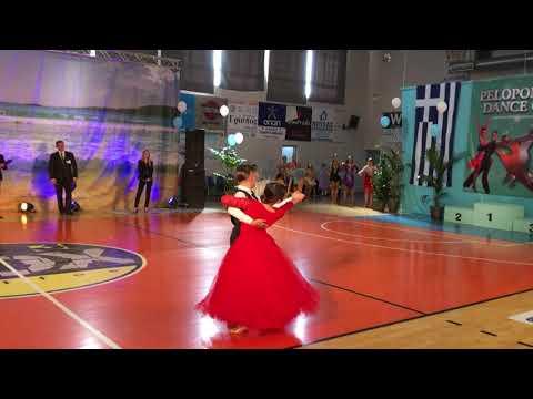 PELOPONNESE DANCE OPEN, Tango (junior)