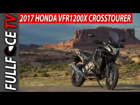 NEW 2017 Honda VFR1200X Specs and Review