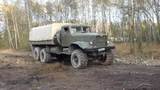 """КамАЗ против """"Урала"""" и  другие приколы армейских грузовиков"""