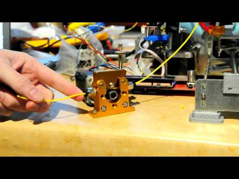 Nema 17 stepper motor extruder problem doovi for Nema 17 stepper motors with rotary encoders