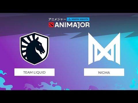 Team Liquid vs Nigma | WePlay - AniMajor