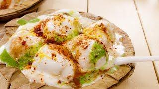 सबसे आसान  तरीका सॉफ्ट दही भल्ले का - सीक्रेट मसाला - dahi bhalla vada recipe - CookingShooking