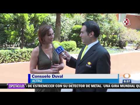 ¡Consuelo Duval regresa a Televisa!
