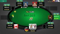 Bet365 Poker Final Table Place 3 iPoker #€500 Deep Stack