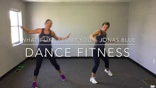 That's What I Like About You - Dance Fitness Choreography