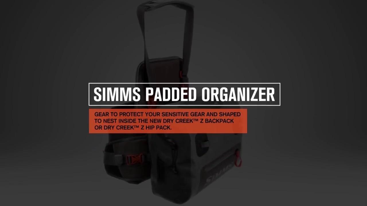c0495965da0a Simms Padded Organiser. Manic Tackle Project